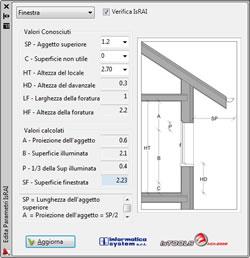 Quotatura finestre in pianta riparazioni appartamento - Finestre in pianta ...